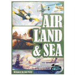 AIR LAND & SEA -  BASE GAME - REVISED EDITION (ENGLISH)