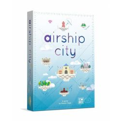 AIRSHIP CITY -  BASE GAME (FRENCH)