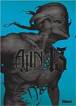AJIN, SEMI-HUMAIN -  (FRENCH V.) 15
