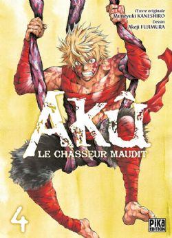 AKÛ, LE CHASSEUR MAUDIT -  (FRENCH V.) 04
