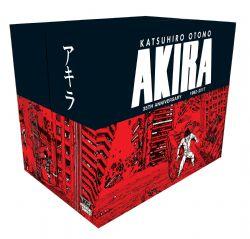 AKIRA -  AKIRA 35TH ANNIVERSARY BOOK SET (ENGLISH V.)