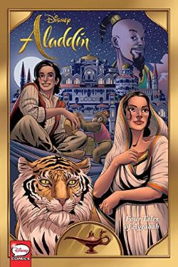 ALADDIN -  FOUR TALES OF AGRABAH TP