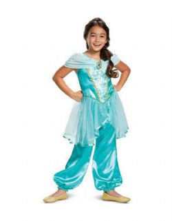 ALADDIN -  JASMINE CLASSIC COSTUME (CHILD) -  DISNEY'S PRINCESSES