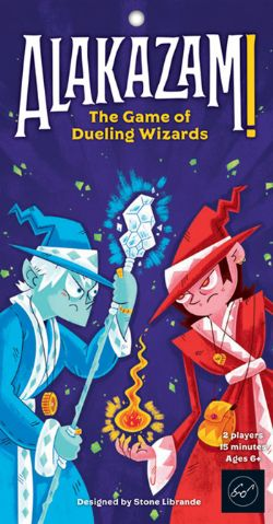 ALAKAZAM! THE GAME OF DUELING WIZARDS