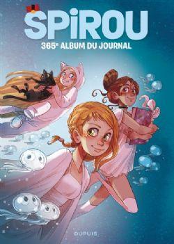 ALBUM SPIROU -  RECUEIL DU JOURNAL SPIROU - DU 18 DÉCEMBRE 2019 AU 12 FÉVRIER 2020 365