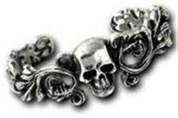 ALCHEMY GOTHIC -  DEAD MAN'S BRACELET