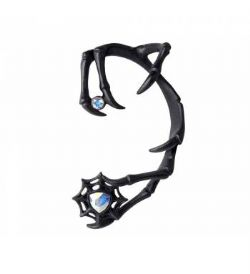 ALCHEMY GOTHIC -  DEMON EARWRAP (BLACK)