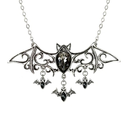 ALCHEMY GOTHIC -  VIENNESE NIGHT NECKLACE