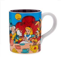 ALICE IN WONDERLAND -  ALICE MAD TEA PARTY MUG
