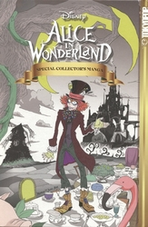 ALICE IN WONDERLAND -  MANGA SPECIAL COLLECTOR EDITION HC