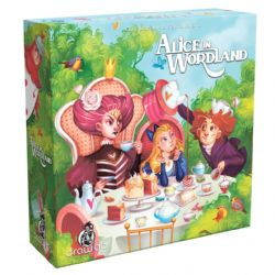 ALICE IN WORDLAND (FRENCH)