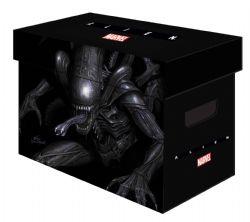 ALIEN -  200 COMICS CARDBOARD BOX