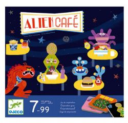 ALIEN CAFÉ (MULTILINGUAL)