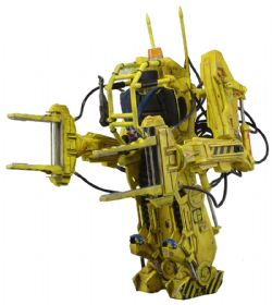 ALIEN -  POWER LOADER P-5000 ACTION FIGURE WITH ACCESSORIES (11