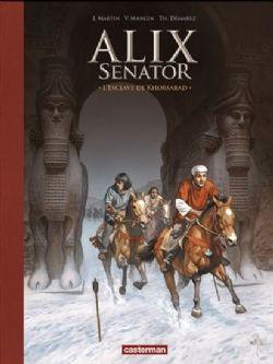 ALIX -  L'ESCLAVE DE KHORSABAD (ÉDITION DE LUXE) -  ALIX SENATOR 11