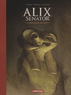 ALIX -  LA MONTAGNE DES MORTS (ÉDITION DELUXE) -  ALIX SENATOR 06
