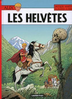 ALIX -  LES HELVÈTES 38