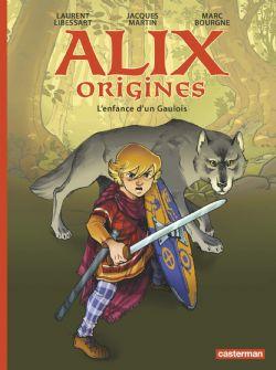 ALIX ORIGINES -  L'ENFANCE D'UN GAULOIS 01