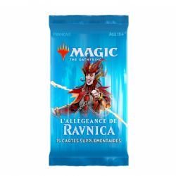 ALLÉGEANCE DE RAVNICA, L' -  BOOSTER PACK (P15/B36) (FRENCH EDITION)
