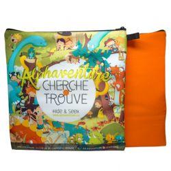 ALPHAVENTURE -  POCHETTE PRÉHISTOIRE (FRENCH)