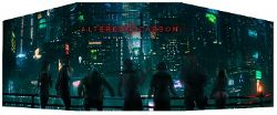 ALTERED CARBON RPG -  GM SCREEN (ENGLISH)