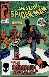 AMAZING SPIDER-MAN -  AMAZING SPIDER-MAN (1987) - VERY FINE - 8.0 289