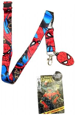 AMAZING SPIDER-MAN -  AMAZING SPIDER-MAN LANYARD