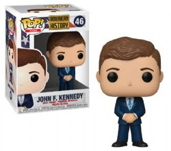 AMERICAN HISTORY -  POP! VINYL FIGURE OF JOHN F. KENNEDY (4 INCH) 46