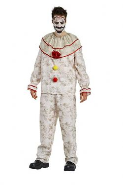 AMERICAN HORROR STORY -  TWISTY THE CLOWN COSTUME (ADULT - LARGE)