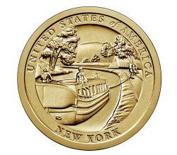 AMERICAN INNOVATION -  DEWITT CLINTON: THE ERIE CANAL (NEW YORK)