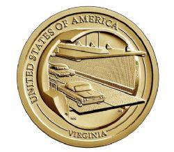 AMERICAN INNOVATION -  SVERDRUP & PARCEL: CHESAPEAKE BAY BRIDGE-TUNNEL (VIRGINIA)