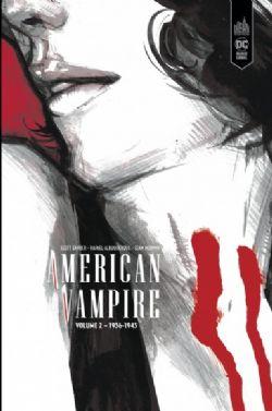AMERICAN VAMPIRE -  INTÉGRALE - 1936-1943 (FRENCH V.) 02