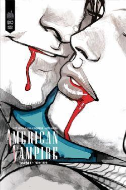 AMERICAN VAMPIRE -  INTÉGRALE - 1954-1959 (FRENCH V.) 03