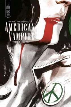 AMERICAN VAMPIRE -  INTÉGRALE - 1963-1967 (FRENCH V.) 04