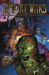 AMORY WARS, THE -  IN KEEPING SECRETS OF SILENT EARTH: 3 TP 01