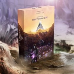 ANACHRONY : ESSENTIAL EDITION -  FRACTURES OF TIME (ENGLISH) -  KICKSTARTER EDITION