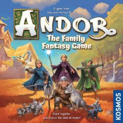 ANDOR JUNIOR -  BASE GAME (FRENCH)