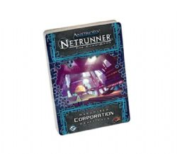 ANDROID -  NETRUNNER - CORPORATION DRAFT PACK -  HARDWIRED