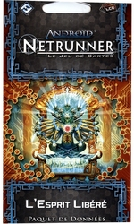 ANDROID : NETRUNNER -  L'ESPRIT LIBERE (FRENCH)