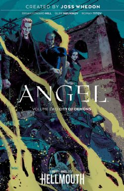 ANGEL -  CITY OF DEMONS TP -  HELLMOUTH 02