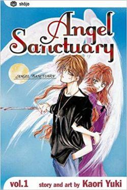 ANGEL SANCTUARY -  VOL 1 TO 6 (ENGLISH V.) - USED 01
