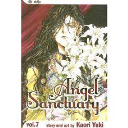 ANGEL SANCTUARY -  VOL 7 TO 11 (ENGLISH V.) - USED