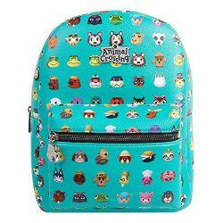 Animal Crossing Green Fanny Pack