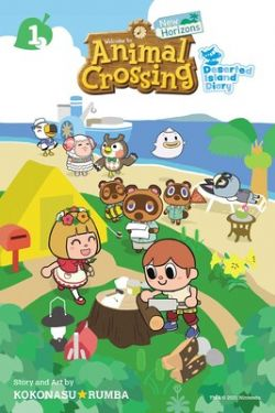 ANIMAL CROSSING : NEW HORIZONS -  (ENGLISH V.) -  DESERTED ISLAND DIARY 01