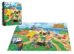 ANIMAL CROSSING PUZZLE -  WELCOME TO ANIMAL CROSSING (1000 PIECES)