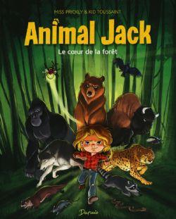 ANIMAL JACK -  LE COEUR DE LA FORÊT 01