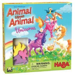 ANIMAL UPON ANIMAL -  UNICORNS (MULTILINGUAL)