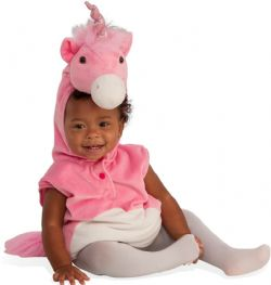 ANIMALS -  BABY UNICORN COSTUME (INFANT & TODDLER) -  UNICORN