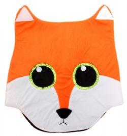 ANIMALS -  FOX MASKOT HEAD