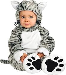 ANIMALS -  KIT-CAT CUTIE COSTUME (INFANT & TODDLER) -  CAT